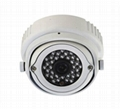"1/3"" Sony Effio 700TVL HD CCTV Dome Camera"