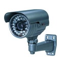 Waterproof IR Security Camera with CE and RoHS Certificated