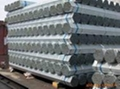 hot dipped ga  anized steel pipe