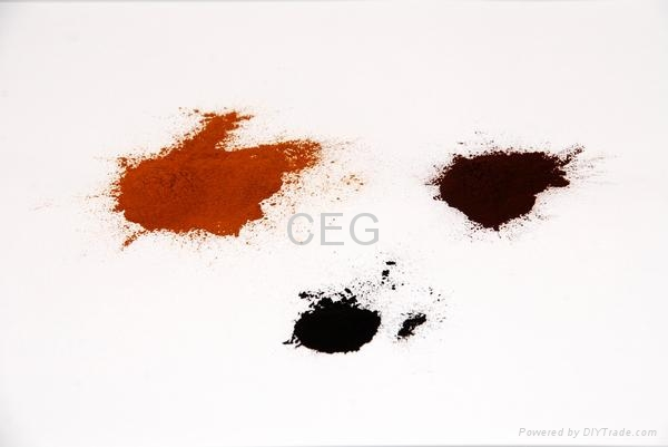 transparent iron oxide  2