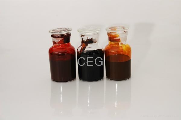 transparent iron oxide dispersion 2
