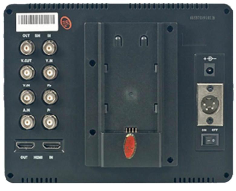 7寸高清摄影液晶显示器 3