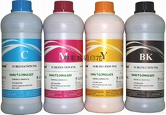 Digital printing Sublimation Ink