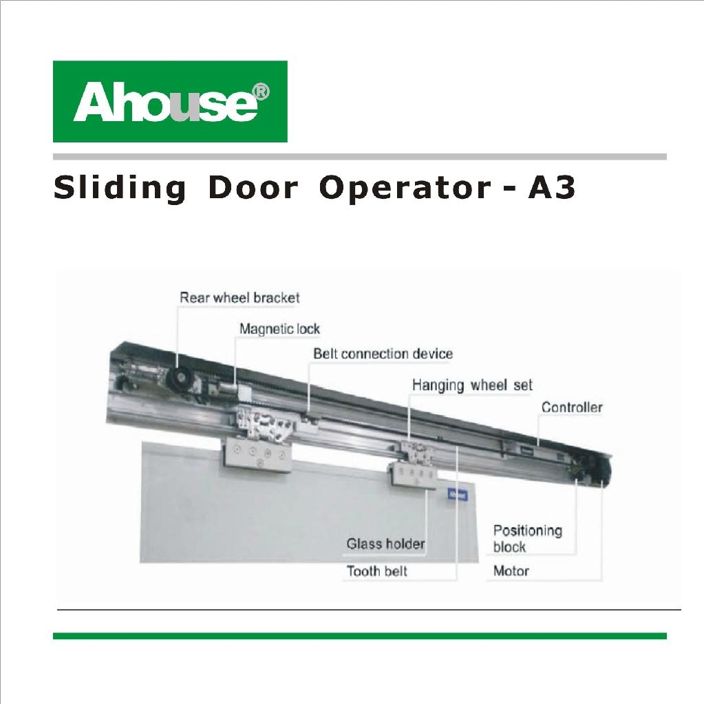 Automatic sliding door kit a ahouse china