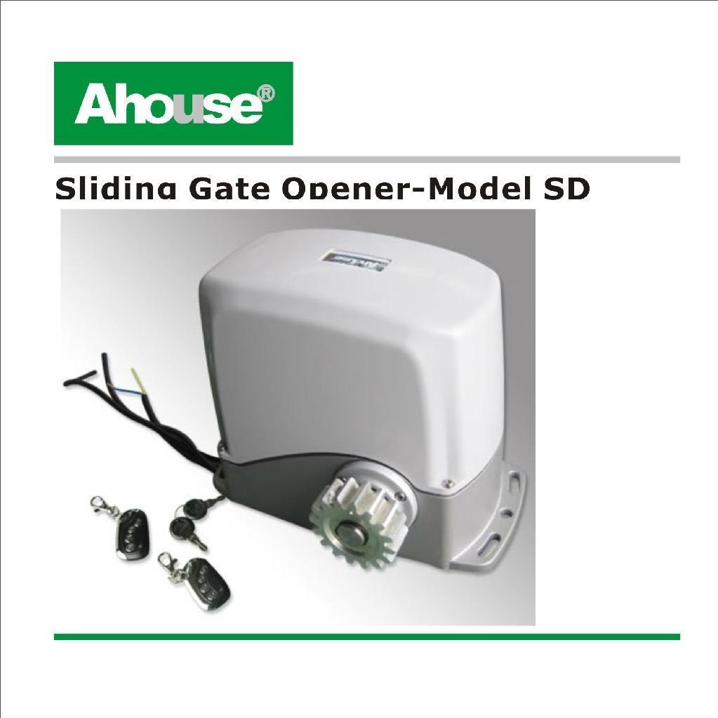 Remote sliding gate operator 3