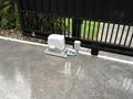 Solar powered sliding gate operator 2