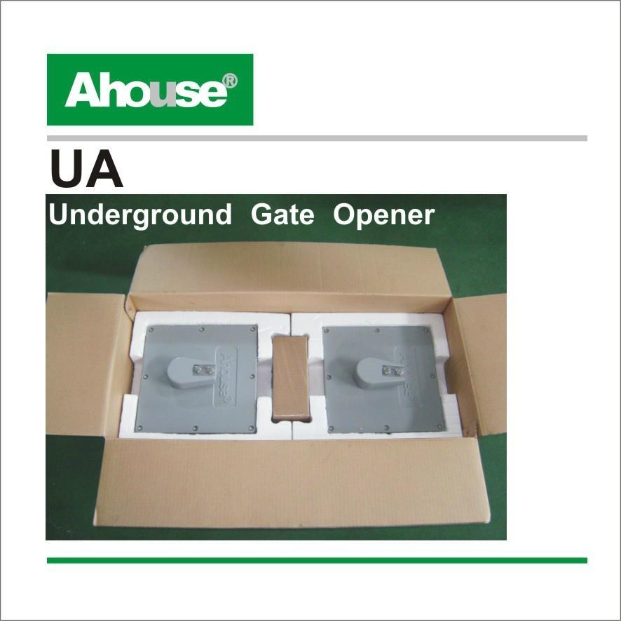 Inground Gate Automation 5