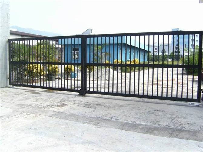 DC24V underground swing gate opener 4