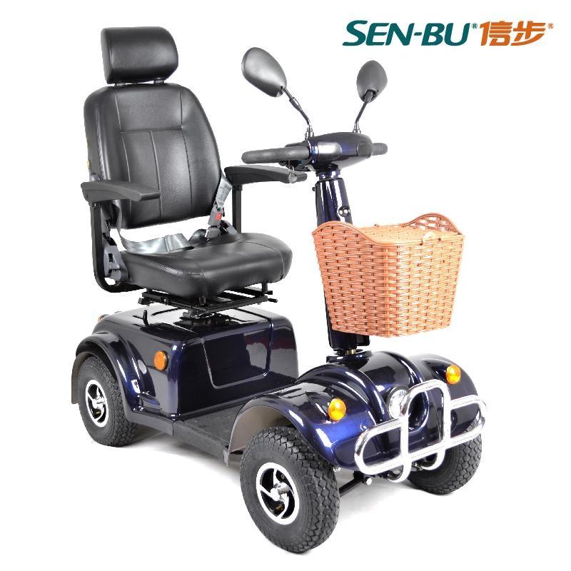 信步XB-A(WPO)輕便型四輪電動老年代步車 1