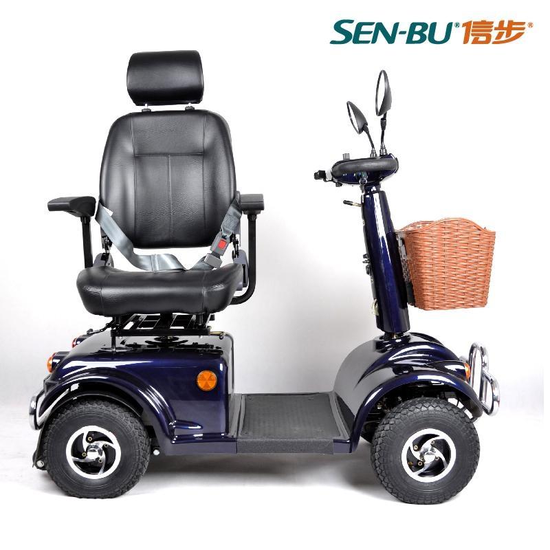 信步XB-A(WPO)輕便型四輪電動老年代步車 2