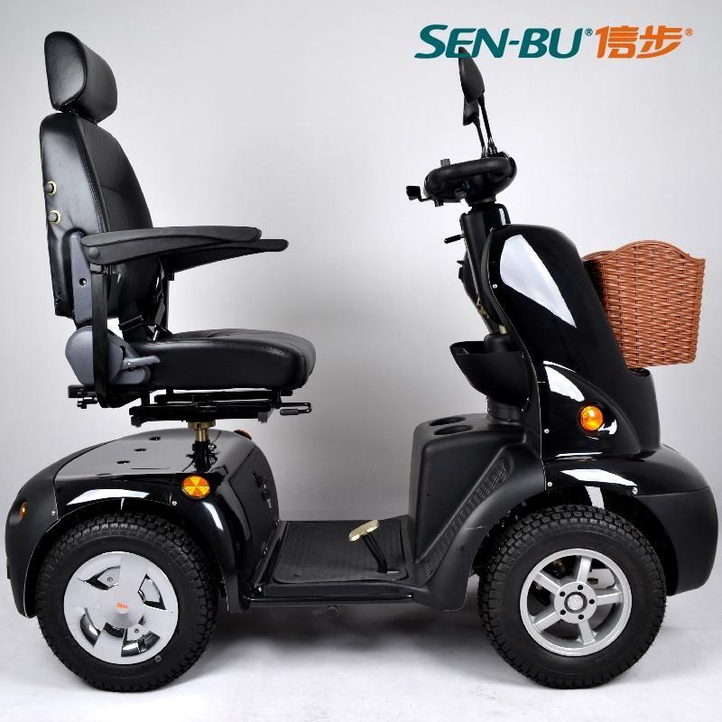 信步XB-F豪华版四轮电动汽车 2
