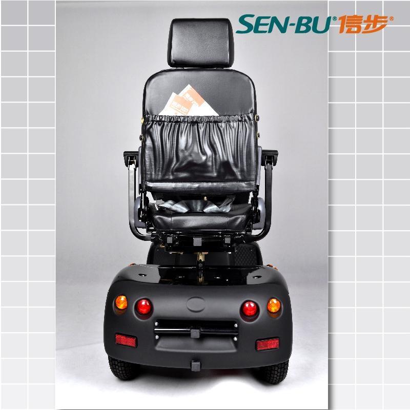 信步XB-F豪华版四轮电动汽车 3