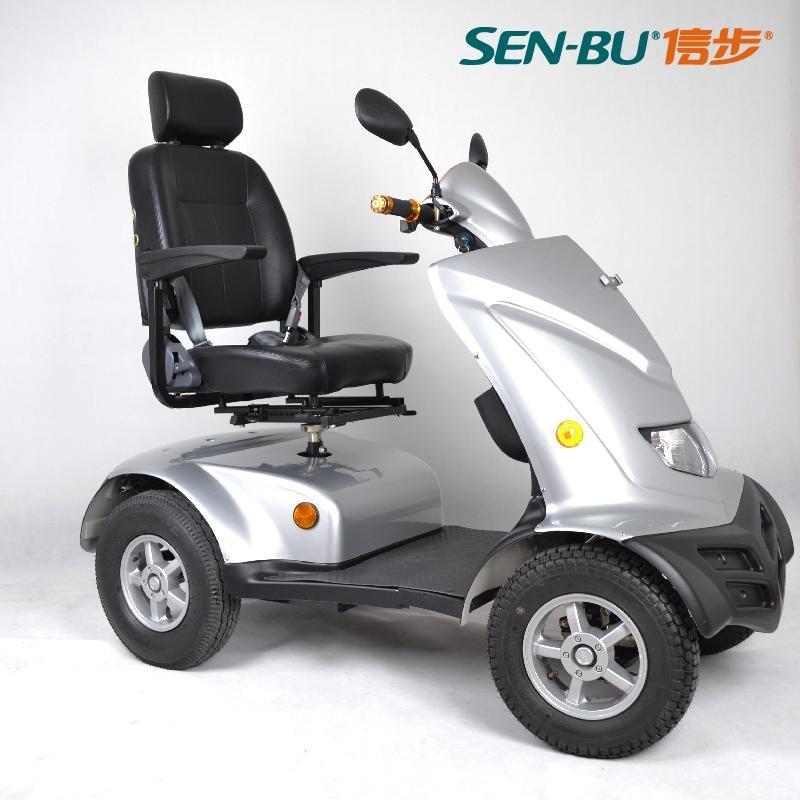 四輪電動汽車 1