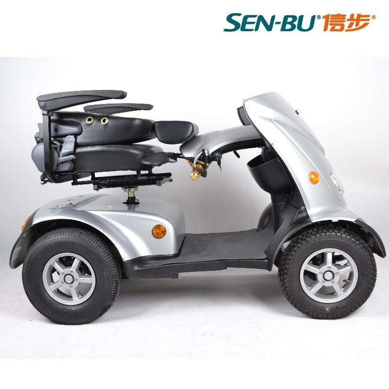 四轮电动汽车 2