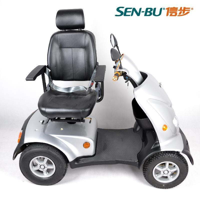 四輪電動汽車 4