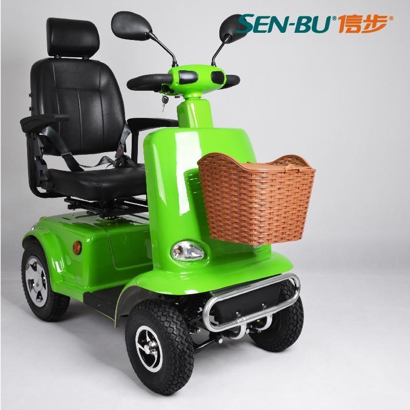 信步微型四輪電動汽車 1