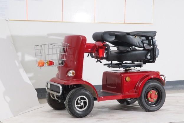 信步微型四輪電動汽車 2