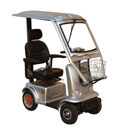信步微型四輪電動汽車 5