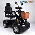 信步殘疾人XB-F電動汽車