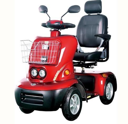 信步殘疾人XB-F電動汽車 2
