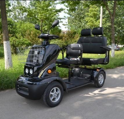 信步殘疾人XB-F電動汽車 4