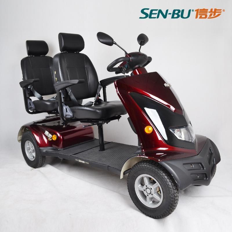 信步新款XB-H拓展版三人座電動汽車 1