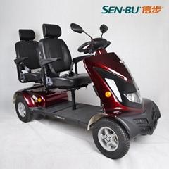 信步新款XB-H拓展版三人座电动汽车