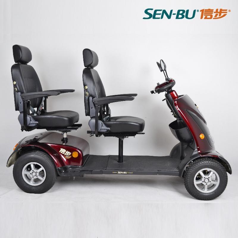 信步新款XB-H拓展版三人座電動汽車 3