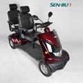 信步新款XB-H拓展版三人座電動汽車 4