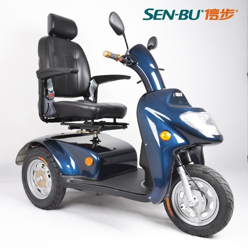 信步三輪電動車 1