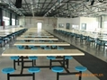 東莞玻璃鋼餐桌椅 4