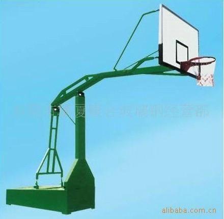 東莞戶外室內移動籃球架 1