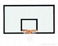 東莞戶外室內移動籃球架 5