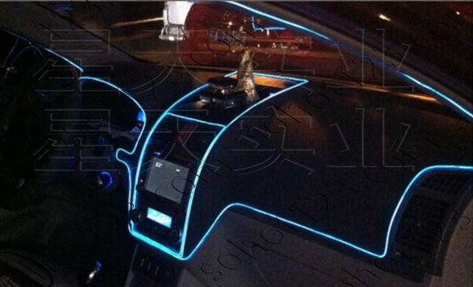 EL WIRE FOR DOCORATION - XT-C - XT (China Manufacturer) - Car ...