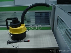 2013 New Arrival Epoxy Resin Auto Vacuum Cleaner Car-based Electric Fashion Gift