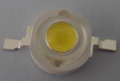 3W大功率LED白光灯珠