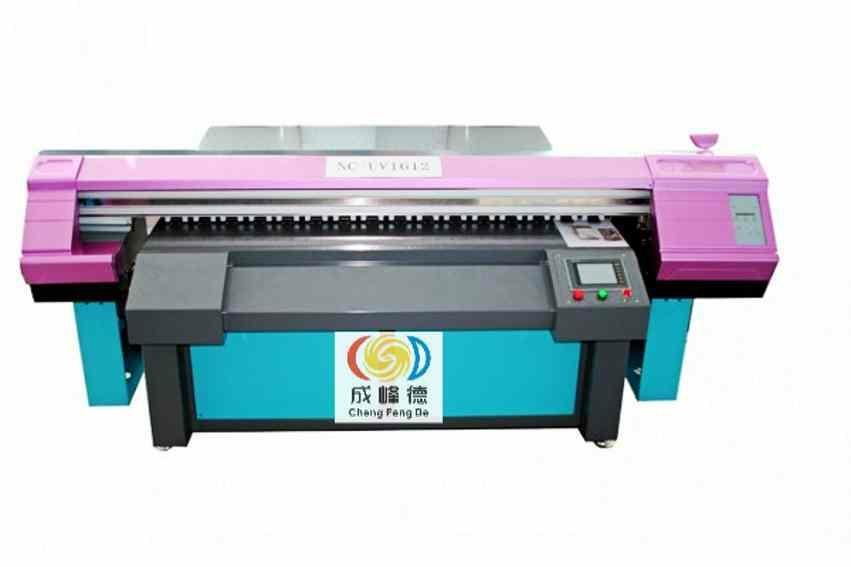北京塑膠亞克力UV打印機價格 1