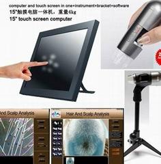 台湾CBS毛囊检测仪一体机