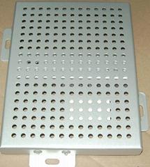 深圳氟碳冲孔铝单板