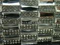 异型龟面镜片水钻板钻水晶宝石手机美容装饰排钻背胶网钻 3