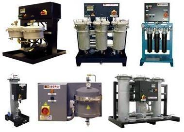 靜電式濾油機 1