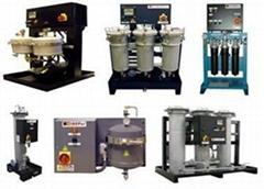 靜電式濾油機