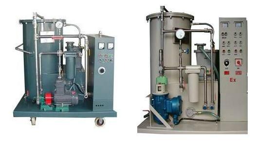 腎型濾油機 1