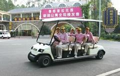 供應8座旅遊觀光車