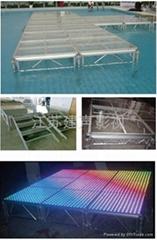 鋁合金鋼化玻璃舞臺