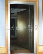 鋼質防火隔聲門 4