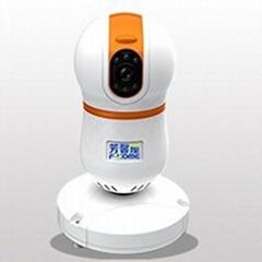 WD-PLC3002 indoor powerline IP camera
