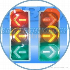 led arrow traffic light
