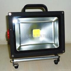 便攜式充電氾光燈