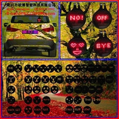 sports car stickers